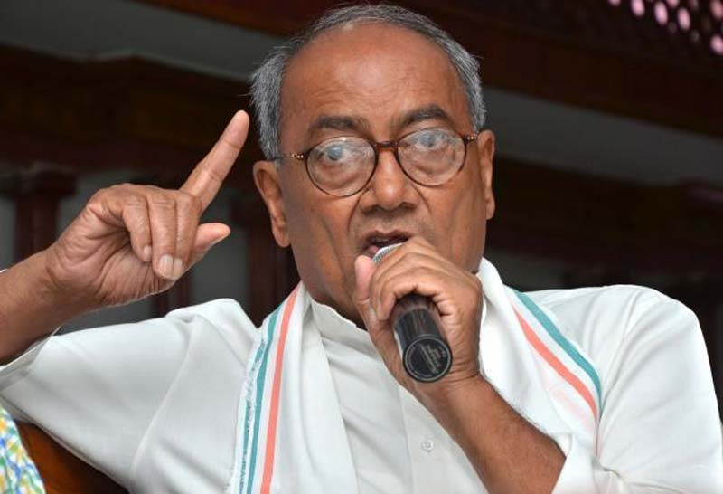 Like Bofors, Herald shows BJP, RSS vendetta against Nehru-Gandhis: Digvijaya Singh