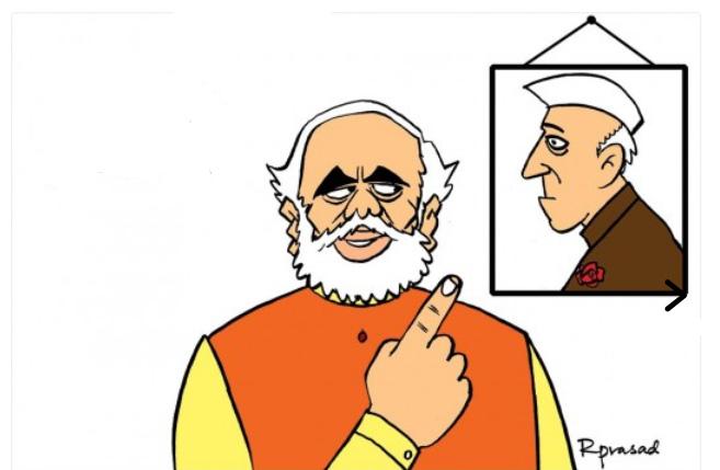 elittling Nehru's Legacy will Harm India's Democracy by Ram Puniyani