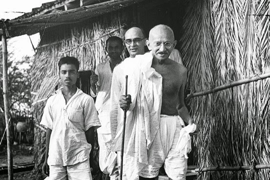 What was Gandhi's Caste and what did Congress represent? by Ram Puniyani