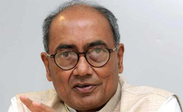 Digvijaya Singh Interview with Business Standard
