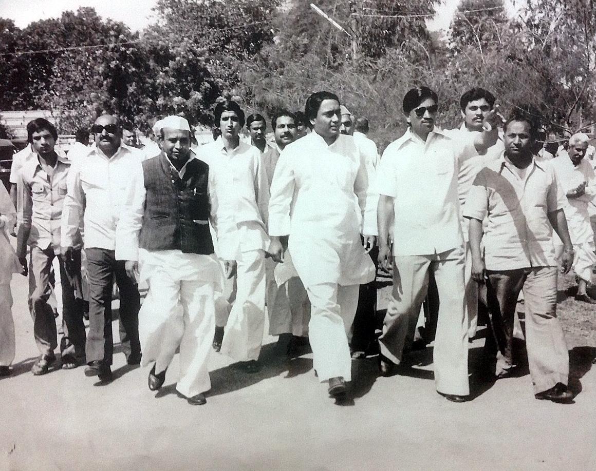 Photos taken by Rajendra Singh Baghel, Sonkatch MP of Digvijaya Singh