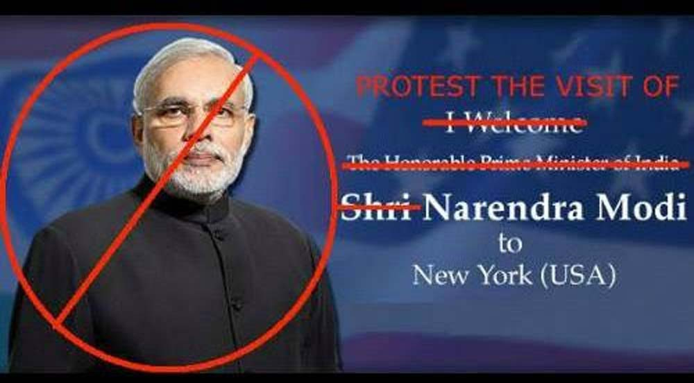 Narendra Modi's US Visit : The Real Pictures !