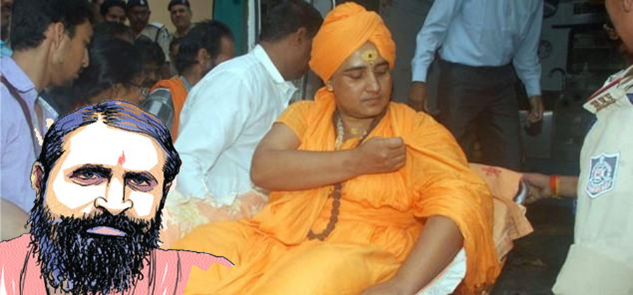 Pracharak killed after he made sexual advances on Sadhvi: NIA